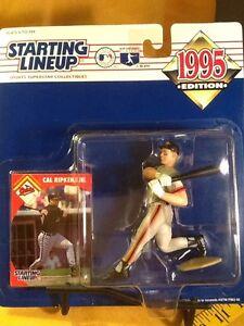 1995 Starting Lineup MLB Cal Ripken Jr. Baltimore Orioles - Kenner - Collectible