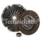 3 PIECE CLUTCH KIT FOR A PEUGEOT 206 2.0HDI 2.0 HDI 90