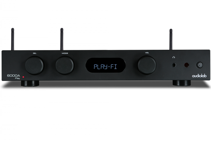 Audiolab 6000A Play Stereo 100W Network Integrated Amplifier with Bluetooth | Ebay