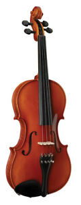 Becker-1000-Symphony-Series-4-4-Full-Size-Violin-Gold-Brown-Gloss