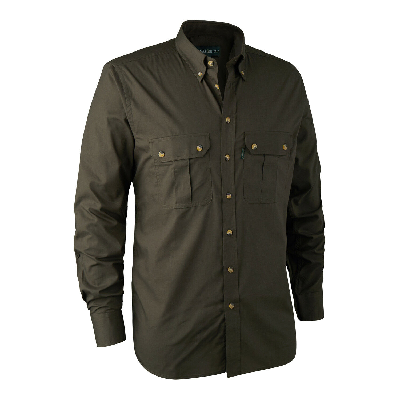 Deerhunter Clark Shirt 8899 Dark Elm 383 Men's Country Hunting Shooting