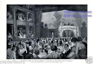 Opernball-Staatstheater-Opernhaus-Berlin-XL-Druck-1925-Frost-Breslau-Kampen
