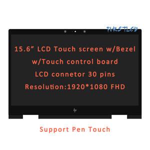HP-ENVY-X360-15M-BQ121DX-15M-BQ021DX-15-6-034-FHD-LCD-Touch-Screen-Assembly-Bezel