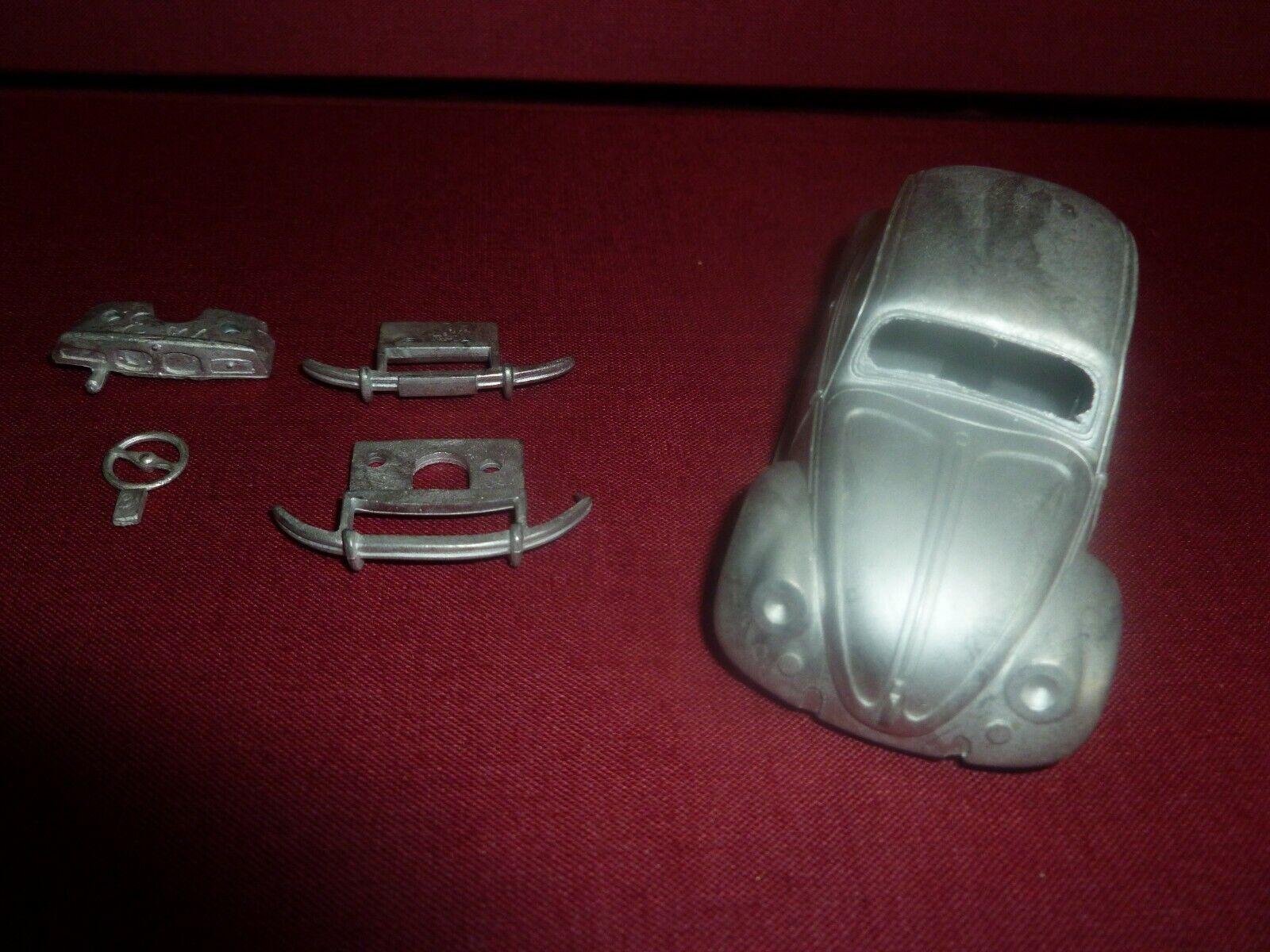 AMR CENTURY VW 1949 Réf   3 KIT  METAL BLANC