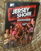 Jersey Shore Uncensored Season One, & Sealed, Special Features, Widescreen