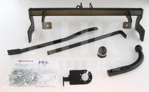 AHK Kpl. Für Citroen C8 02-05 Anhängerkupplung starr+ES 13p spez