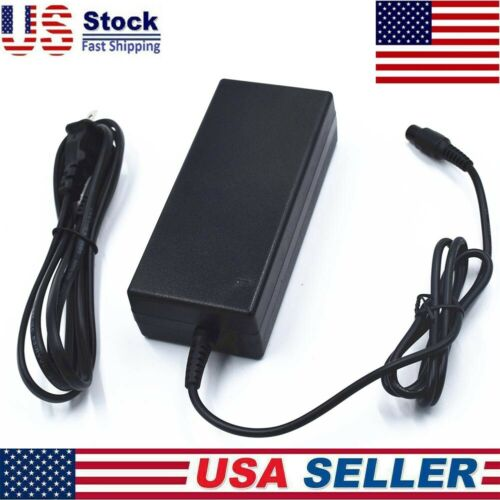 Details about  /USA 42V 2A DC Adapter Power Charger For Self Balancing Hoverboard Scooter