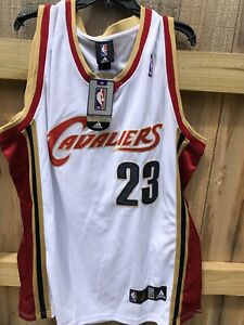 Details about Lebron James Cleveland Cavaliers Stitched Jersey Adidas 52/xxl