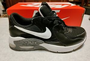 Nike Air Max Excee CD4165 001 men's black white dark grey running shoes size 7