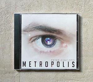 CD-AUDIO-MUSIQUE-PETER-CINCOTTI-034-METROPOLIS-034-2012-CD-ALBUM-NEUF-SS-BLISTER-12T