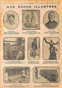 """Admiral Corsi Gallipoli Puit Tranchée Infirmière Gruss Hôpital Bulgaria WWI 1915 - France - Commentaires du vendeur : """"OCCASION"""" - France"""