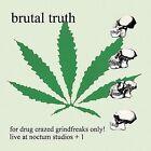 For Drug Crazed Grindfreaks Only by Brutal Truth (CD, Nov-2008, Relapse Records (USA))