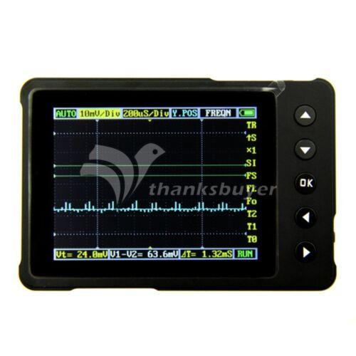 DSO Nano V3 32bit Digital Storage Oscilloscope Signal Generator 200Khz with LCD