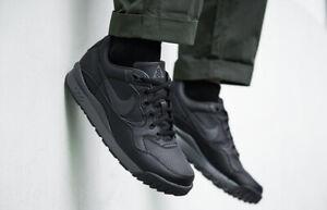 Nike Air Wildwood ACG Black Leather 100