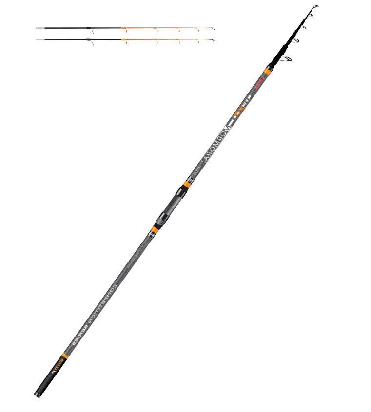 D0900276 Canna pesca Beach Surf Falcon Wild Mormora 2 cime 4mt 100 gr PP