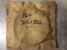 Kearney Trecker Mm800 Milling Machine Seal Set 0 223711