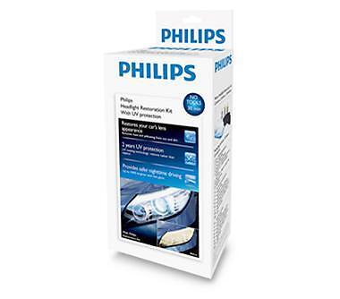Kit renovation optique de phare PHILIPS SMART CROSSBLADE (450)