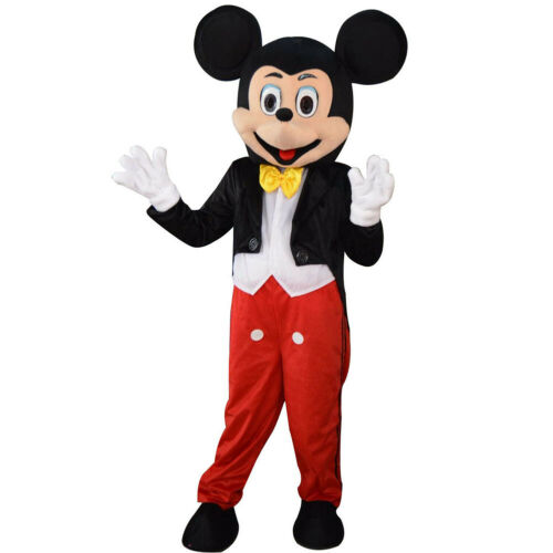 Mickey Mascot Costume Fancy Party Dress
