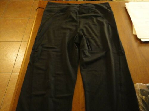 BODY MOTION GEAR Women/'s Black Work Out Pants Size Large New in package