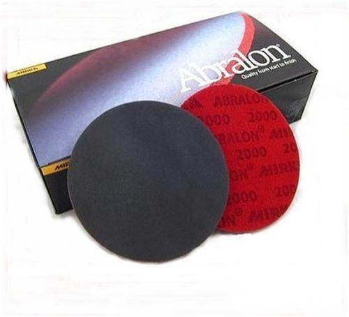 "Mirka Abralon 3"" Sanding Pad 4000 Grit"