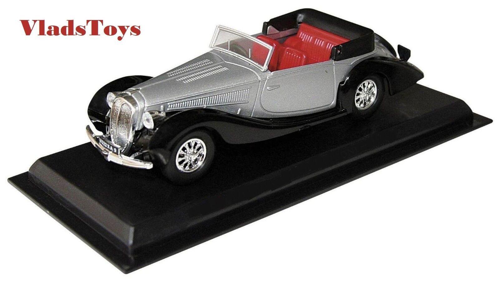Amercom 1 43 Escala Legendario Cars Delahaye 135M Figoni Figoni Figoni - 1937 ACSD12 EEUU  caliente