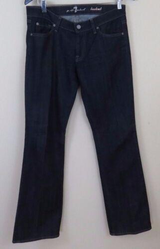 Jeans Mankind All Bootcut donna taglia Tag misure 29 7 effettive For 30x33 qfxwgxn