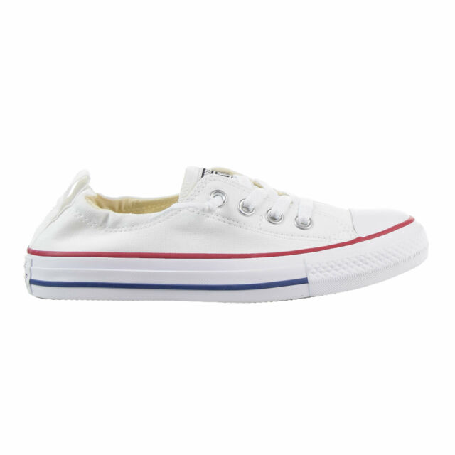 Converse Womens All Star Shoreline Low 537084f White US Size 6 UK 4