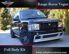 Range Rover Vogue Non Wide Full Body Kit L322 Conversion Tuning