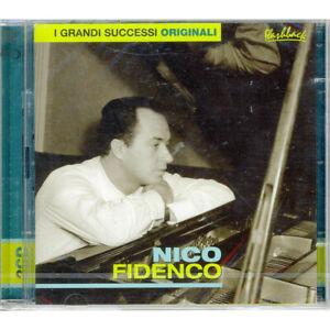 Nico Fidenco 2 CD I Grandi Successi Originali Flashback Sigillato 0743219268020