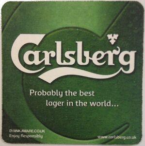 Carlsberg-beer-mats-10-or-25-pack