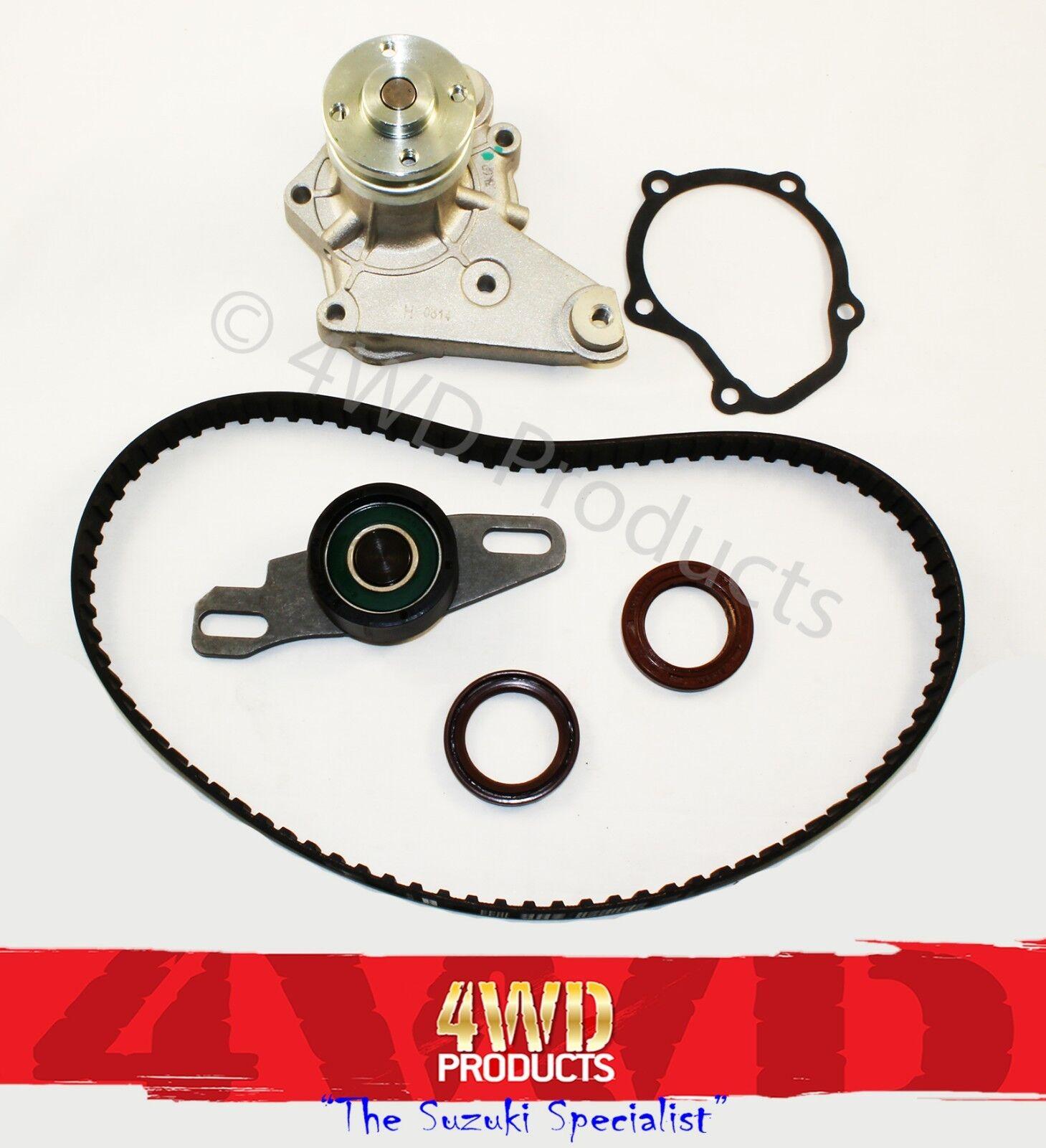 Water Pump Timing Belt Kit Suzuki Lj80 81 F8a 78 Sierra Sj410 Item Description
