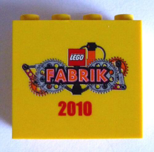 1 x LEGO® Fabrikstein Jahr 2010 gebraucht wie auf dem Foto.