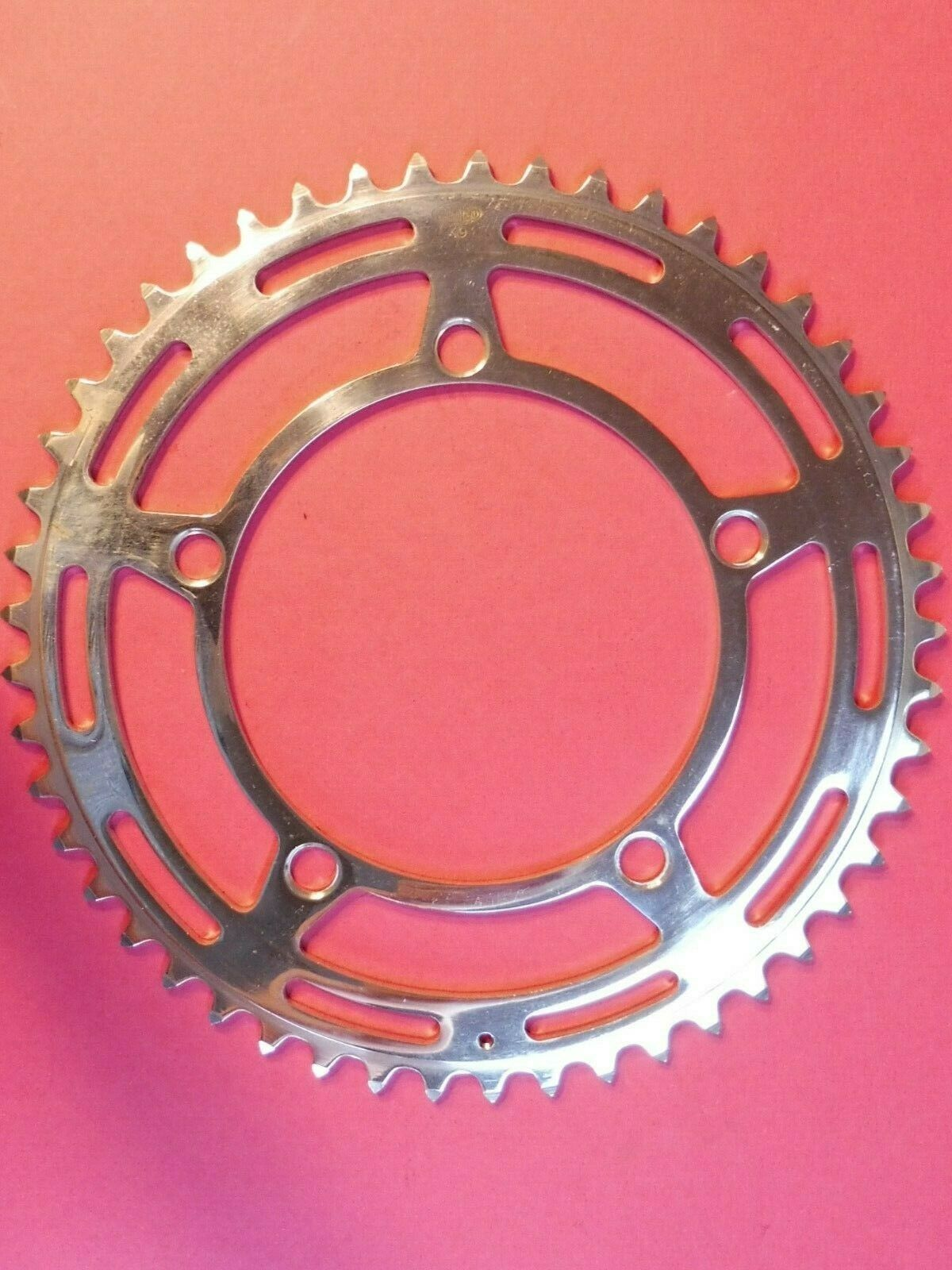 Stronglight mod. 93   122 PCD - 49 1 8   chainring   NOS L'eroica