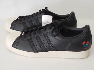 aa6b8763 Image is loading Adidas-Originals-Superstar-80s-Retro-Sneakers-11-Chinese-