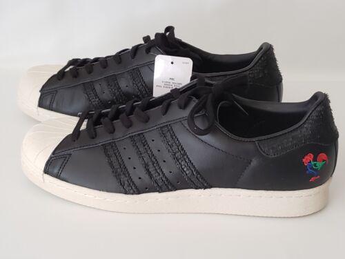 11 Zapatillas Chino o Adidas Nuevo Superstar Retro Rooster Ba7778 80s A Originals qqxXfU