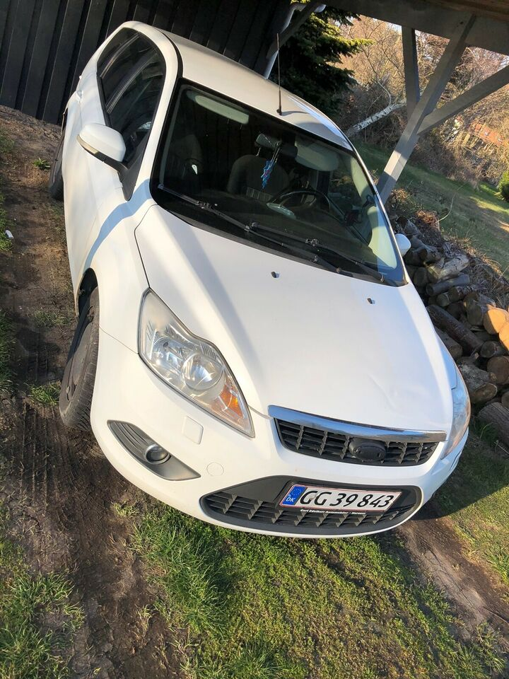 Ford Focus, 1,6 TDCi 90 Trend Collection stcar, Diesel