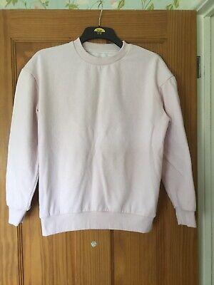 Enthusiastic Ladies Sweatshirt Size 8/10 Diversified In Packaging