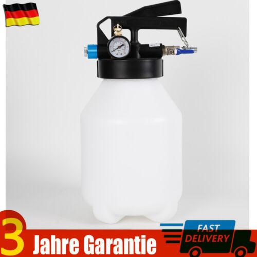 Neu Getriebeöl Befüllgerät mit Handpumpe mit 8 Adapter 6L Öleinfüllgerät Für BMW