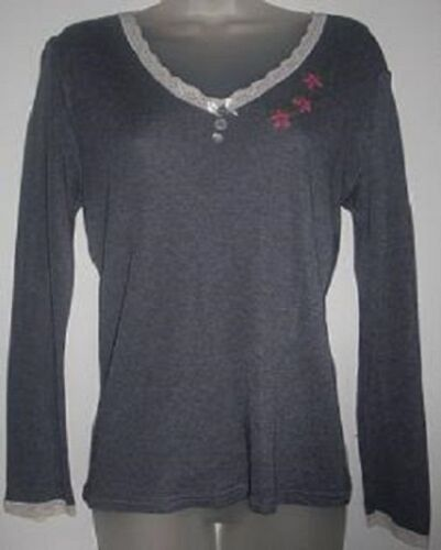 florales en Uk Williamson 12 broderies en tricot et avec doux Matthew Top super bordure dentelle 8gOwq7x7n