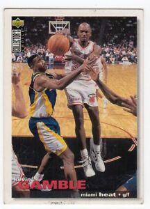 figurina CARD BASKET NBA 1995 NEW numero 81 KEVIN GAMBLE - Italia - figurina CARD BASKET NBA 1995 NEW numero 81 KEVIN GAMBLE - Italia