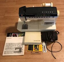 Singer Athena 2000 Electronic Sewing Machine As Is