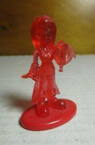 Final Fantasy 8 VIII FF8 Zell Dincht Red Crystal Figure Coca Cola Square Enix