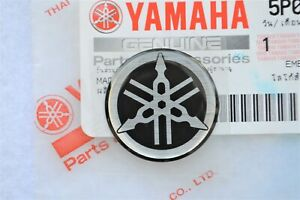 Genuine Yamaha R6 R1 Rear Fairing Badge Sticker Gel Decal 18mm Uk Stock Ebay