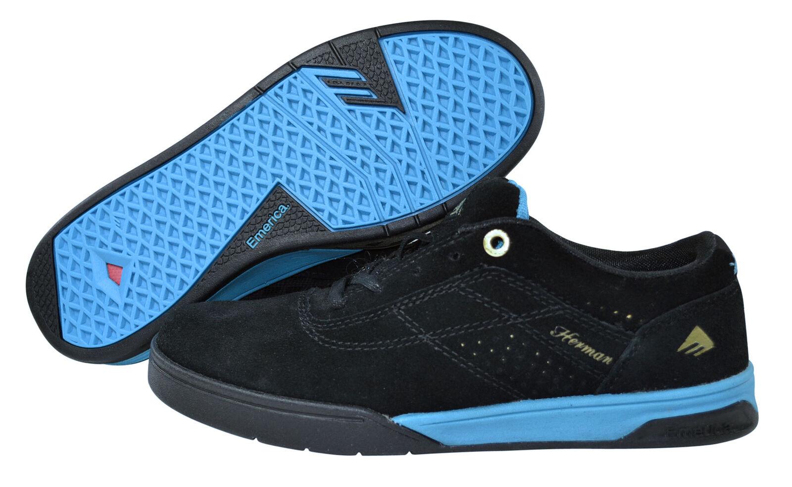 Descuento de la marca Emerica the Hermann g6 skater zapatos/cortos Black/Aloha tamaños de selección