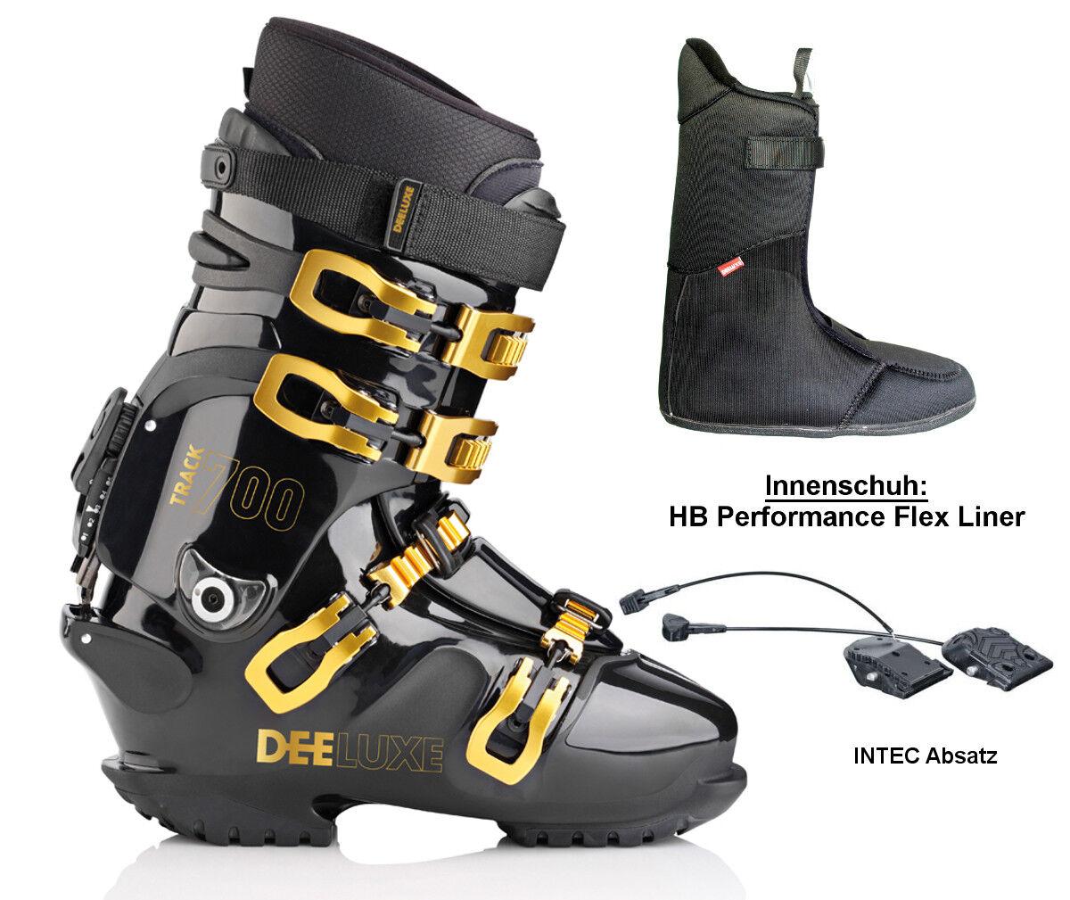 Deeluxe Chándal 700 Calzado Snowboard Bota Dura hp Flex Interior de Zapato