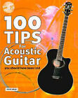 100 Tips for Acoustic Guitar: You Should Have Been Told by David Mead (Paperback, 2002)