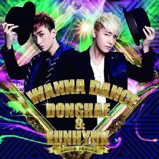 K-PopSuper Junior - Donghae & Eunhyuk - I wanna Dance (SJDE02JSLB)