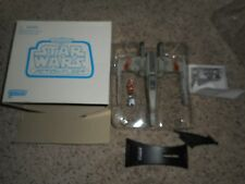 Star Wars Action Fleet Avon White Box X-wing Fighter w Luke and R2-D2