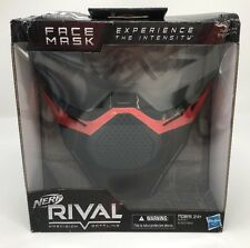 Nerf Rival Precision Battling Team Red Face Mask