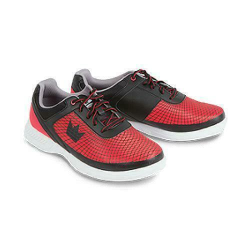 New Brunswick Men/'s Frenzy Red//Black Size 9 Bowling Shoes